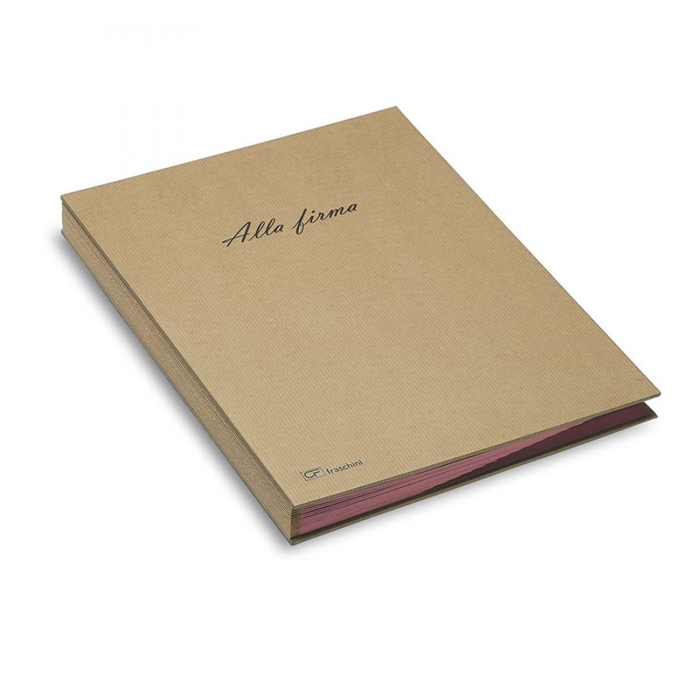 618-ECO Libro Firma