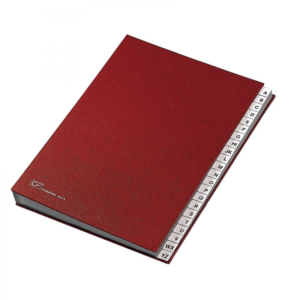 640-E Classificatore Alfabetico